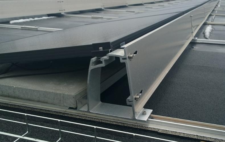 Skinne K2 S-Dome montagesystem