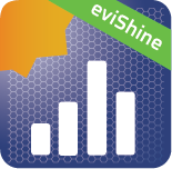 evishine your energy app logo billede